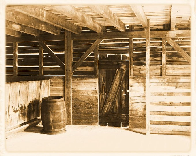 Slaughterhouse Interior