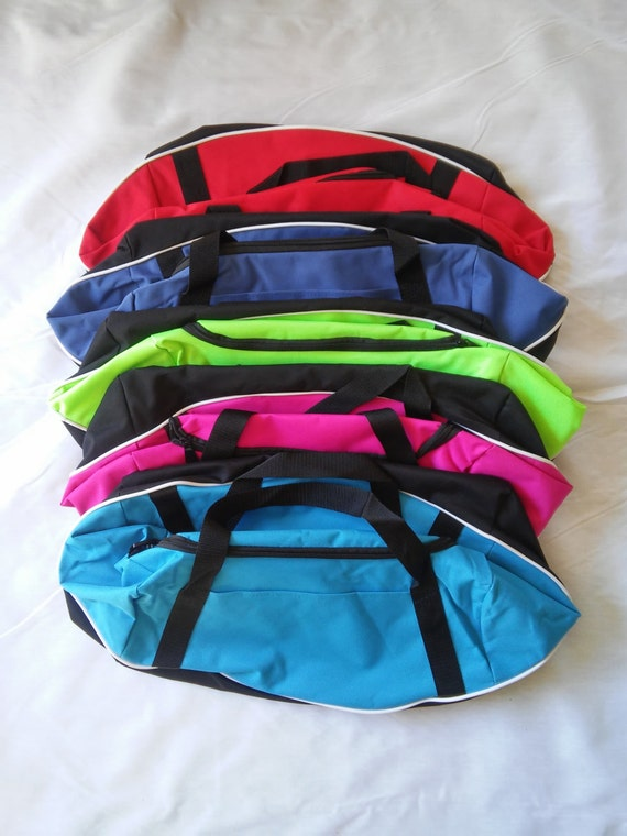 Reduced Prices  Personalized Duffel sports bag Youth sports   Etsy 4fc296347d