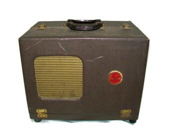Vintage Projector Kodak Kodascope Pageant Sound Projector Model 7K4 - RARE