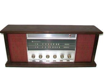 WORKS - Vintage J.C. Penney Penncrest AM-FM Stereo Multiplex 5904