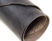 Crazy Horse Stone Buffalo Bend Leather