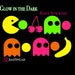 themindgarden reviewed Pacman Glow-in-the Dark Body Stickers- Neon Rave Costume- Glow Stickers - Gamer Gift - Atari - Body Stickers - Reusable Tattoo Stickers