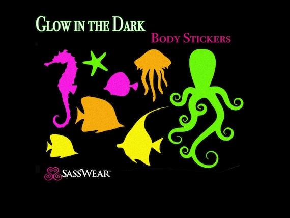 Glow Body Art
