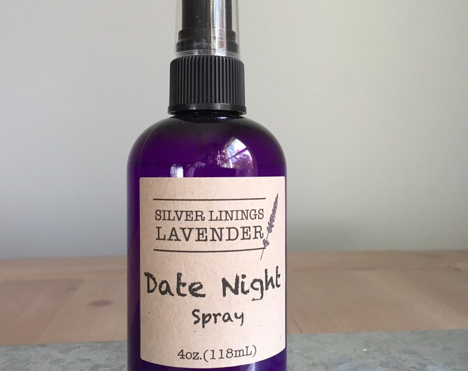 Lavender Date Night Spray
