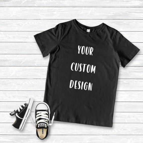 CUSTOM Toddler Or Infant Shirt