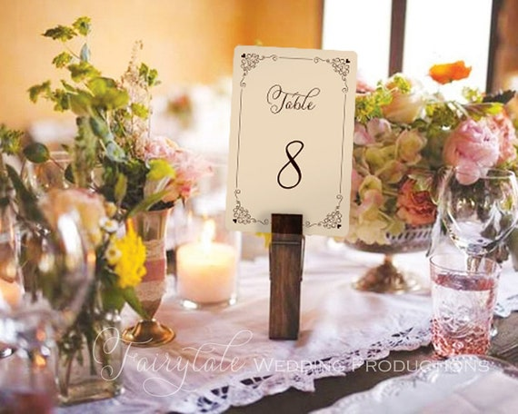 Vintage Disney Inspired Mickey Minnie Mouse Wedding 4x6 Table