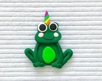 FROGICORN Letter Board Ornament // Letter Board Accessories // Wall Art // Home Decor // Gift Ideas
