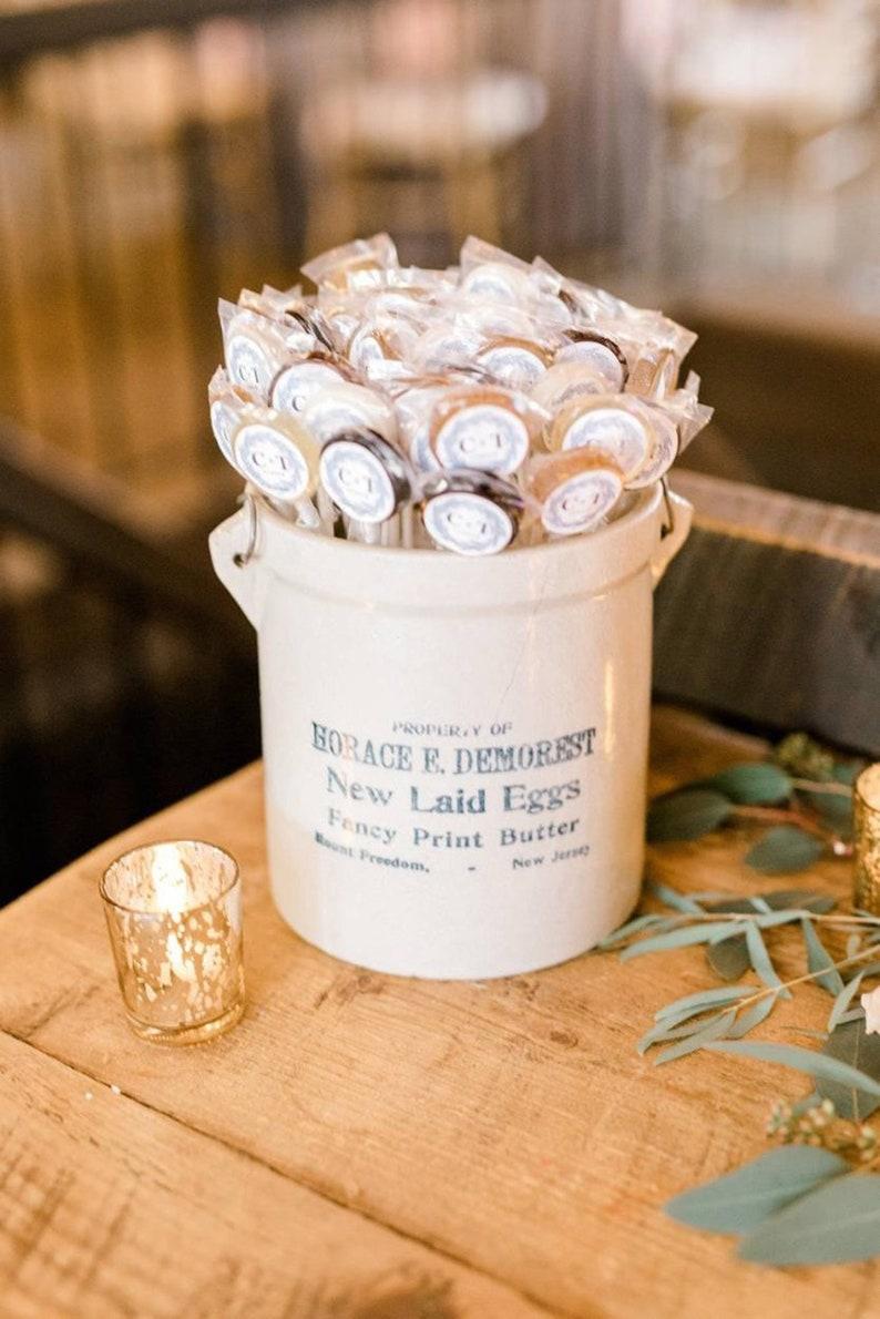 Lollipop Sampler Box // Wedding Favor Taste Test // 10 image 0