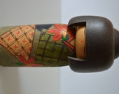Kokeshi doll, creative style