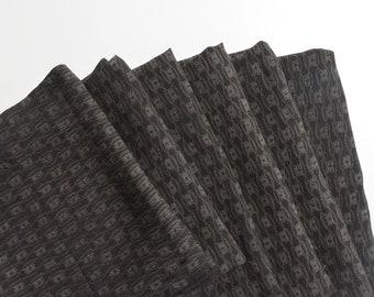 Japanese Silk Fabric, Deconstructed Vintage Kimono  #S9