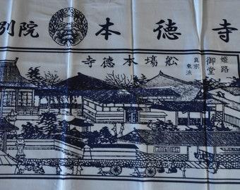 Japanese Tenugui Hand Towel, 100% cotton