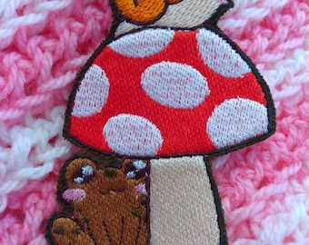 Forest Friends Patch