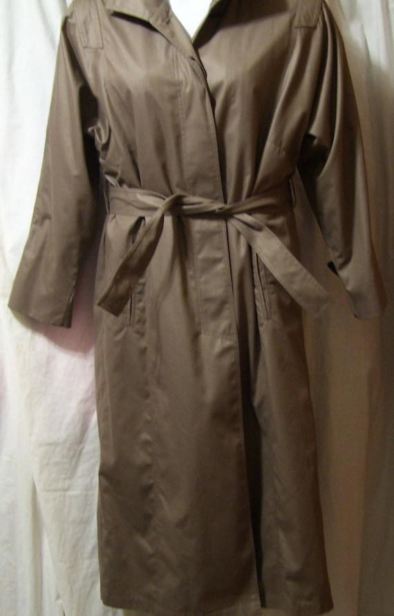 London Fog Lined Raincoat Promotions, Classic London Fog Trench Coat