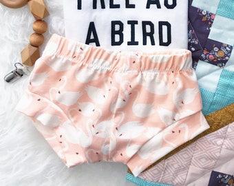 SALE//Bohemian Babies Crazy Stripe Shorties