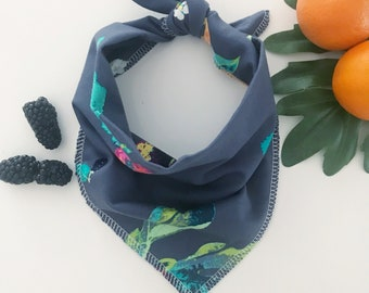 "Bohemian Babies ""Fruit and Flower"" Bandana Bib"