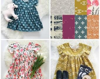 Bohemian Babies Dress//Best Selling Prints