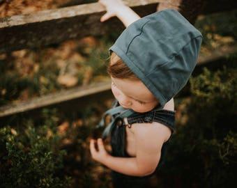 Bohemian Babies Heirloom Collection Bonnet