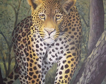 Silent Hunter (limited edition print)
