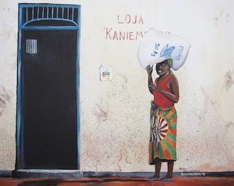 """Loja Kaniemambo  """"Kaniemambo Store"""""""