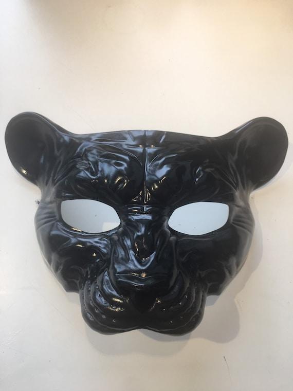 mehr Fotos Vorschau von beliebte Geschäfte Panther Maske - Maskerade Maske