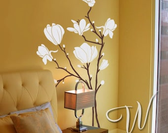 Magnolia Branch - Wall Decal