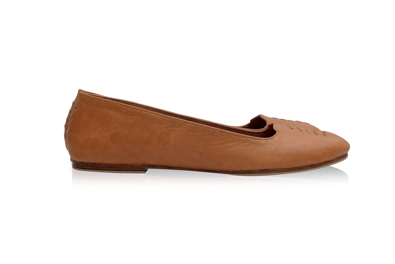 luna. leather flats / women shoes / leather flat shoes / women flats / leather ballet flats. sizes 35-43. available in different