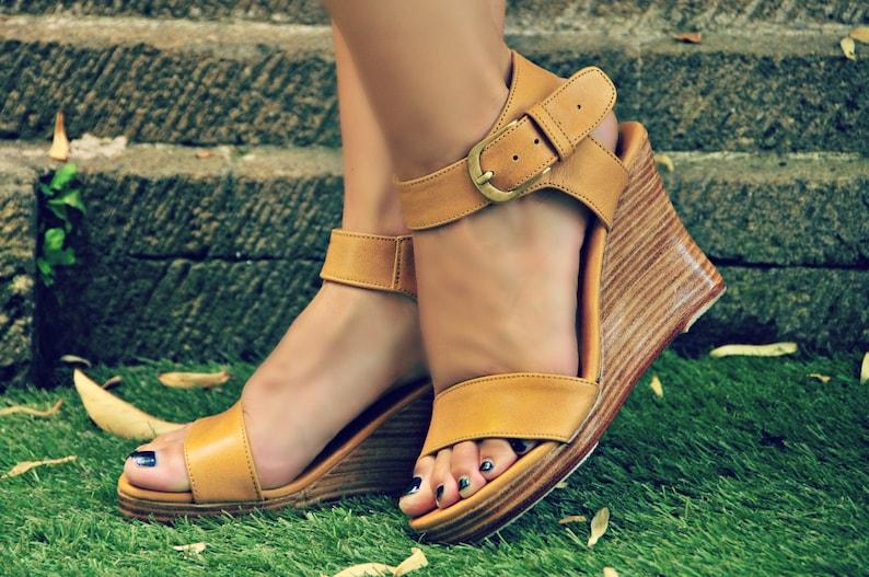 Chaussures Haut Femmes En TalonsEtsy RêveurSandales Cuir UMVzqpGS