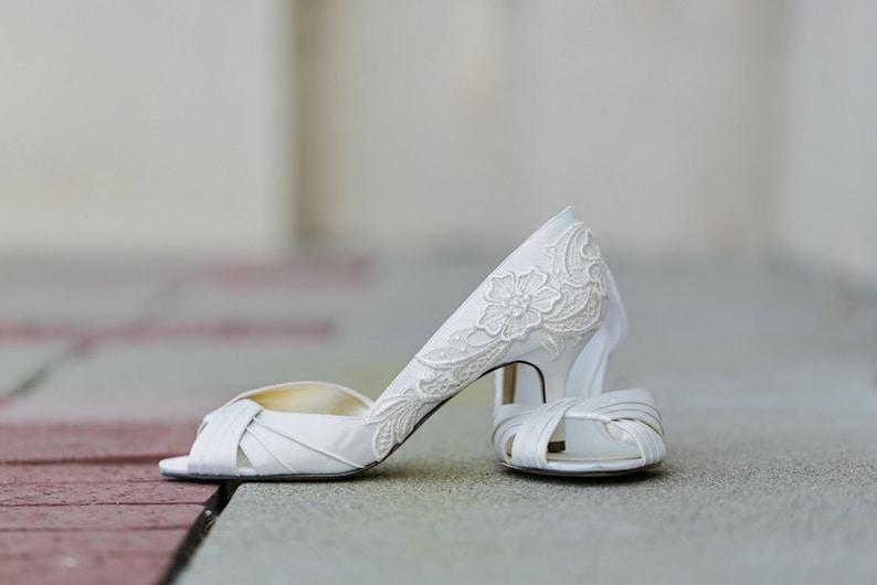 Ivory Wedding Shoes Ivory Bridal Shoes Ivory  04b1505e1f