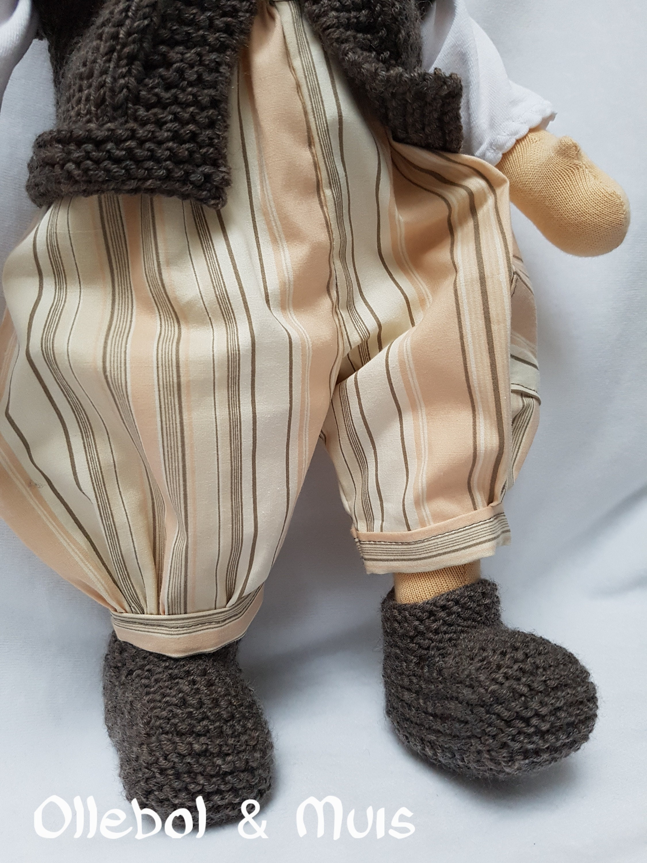 Dungerees kina and  botas  waldorf waldorf waldorf doll 14 inch dungeree jumpsuit doll clothes doll trouser little kina dungerees waldorf doll clothes 94dcbd