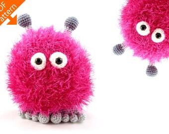 Mike the Monkey - Amigurumi Crochet pdf Pattern (EN, DK & NL) | Affe  häkeln, Häkeln muster und Stricken und häkeln | 270x340