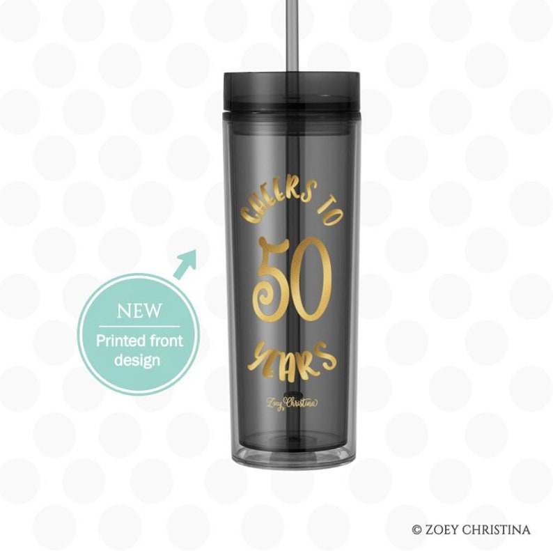 50th Birthday Gift For Sister In Law Tumbler
