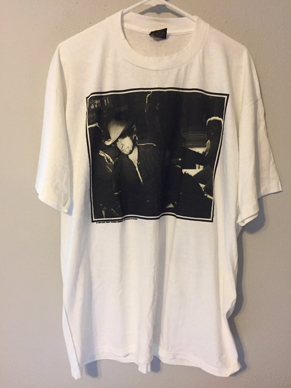 Vintage 1994 Bob Dylan US Tour T-Shirt DEADSTOCK