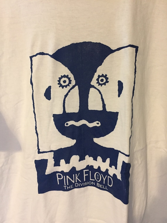 Vintage 1994 Pink Floyd The Division Bell Promo T… - image 2