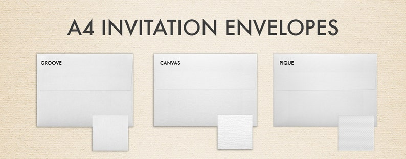 - LUX Textures Collection 50 Qty. 4 14 x 6 14 A4 Invitation Envelopes wPeel /& Press