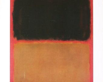 Mark Rothko-Highlights-1972 Poster