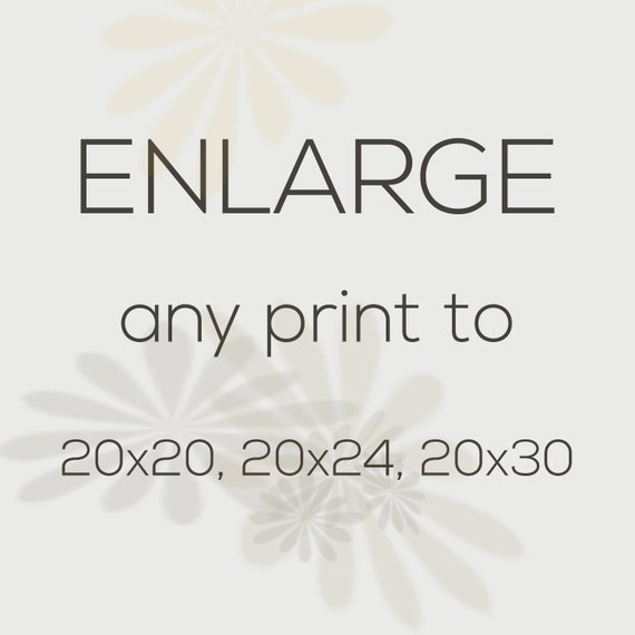 """24x30/"""" GLOSSY Custom Printed your Photo Poster Image Enlargement"""