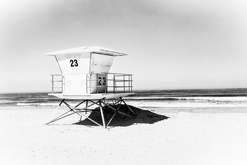 Tower 23 Lifeguard Station Pacific Beach  San Diego image 0
