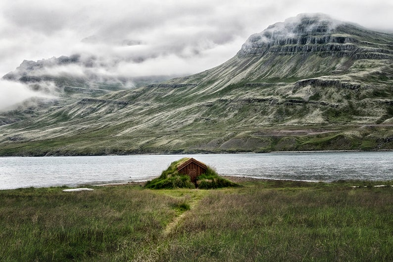 Iceland Landscape Photography  Mountains Water Weather  image 0