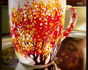 Trees of Joy - Red