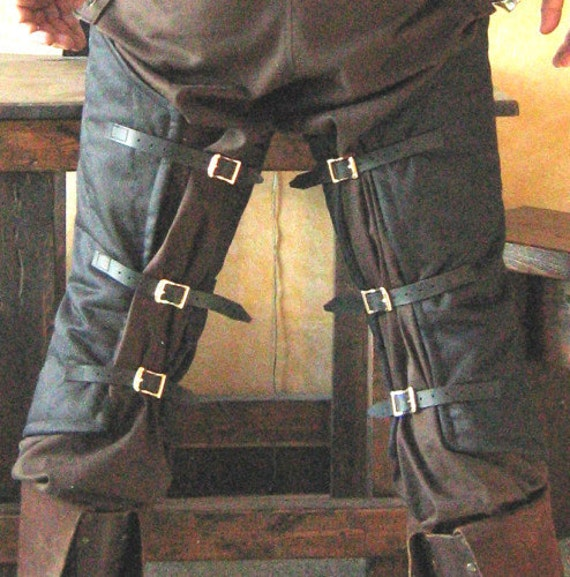 Medieval Armor Gambeson Padded Cuisses Leg Guards