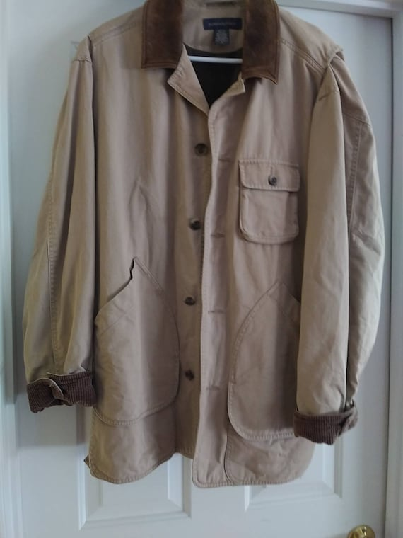 Vintage Banana Republic stable jacket, men's Banan