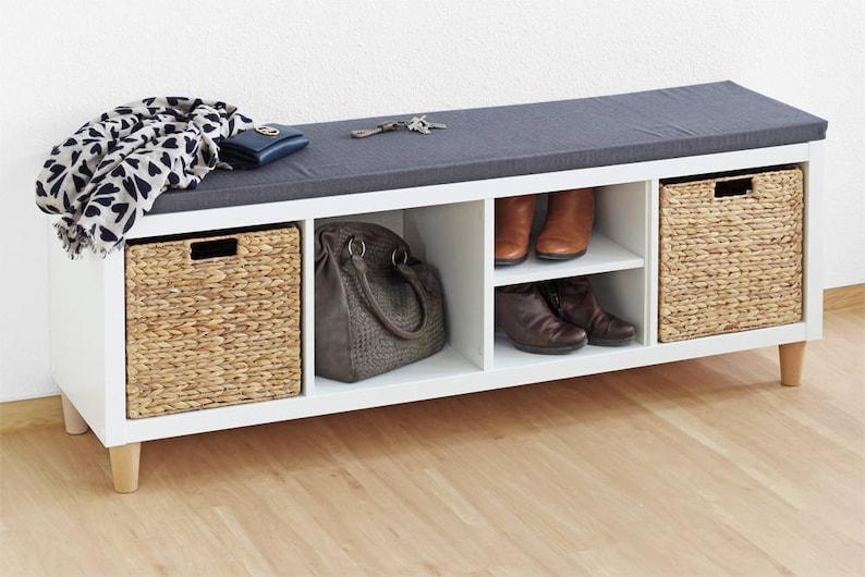 Ikea Kallax Regal Sitzauflage Sitzpolster Sitzbank Auflage Etsy