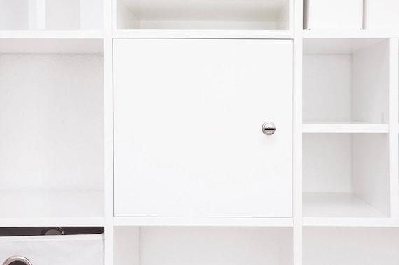 Porte Verrouillable Pour Kallax Ikea Expedit Etagere Avec Etsy