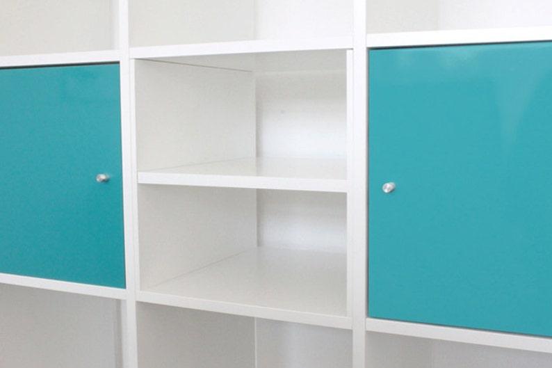 ikea kallax expedit shelf insert with 1 tray shelf extra etsy