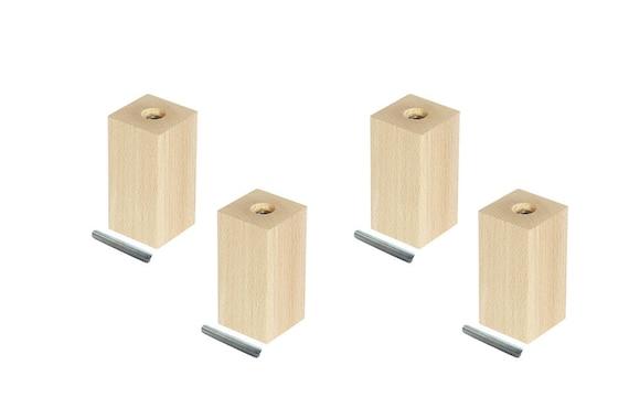 Ikea Piedini Mobili.Piedini Per Mobili Per Ikea Besta Scaffale Set Di 4