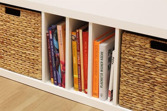 Ikea Kallax Expedit Regal Einsatz Schallplatten Aufbewahrung Schallplattenregal Vinyl Regaleinsatz Fur Bucher Fachteiler Fur 3 Einzelfacher