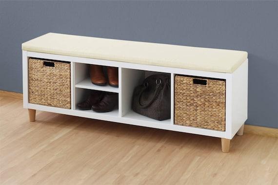 ikea kallax regal sitzauflage sitzpolster sitzbank auflage etsy. Black Bedroom Furniture Sets. Home Design Ideas