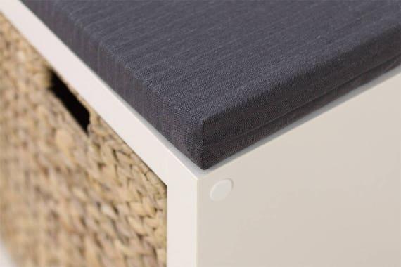 Ikea Kallax Shelf Seat Pad Seat Upholstery Seating Seat Etsy
