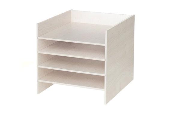 Postfach Papierfach Für Ikea Kallax Expedit Regal Ablage Papierregal Sortierfach Regaleinsatz Dokumentenablage Fachteiler Für 5 Fächer