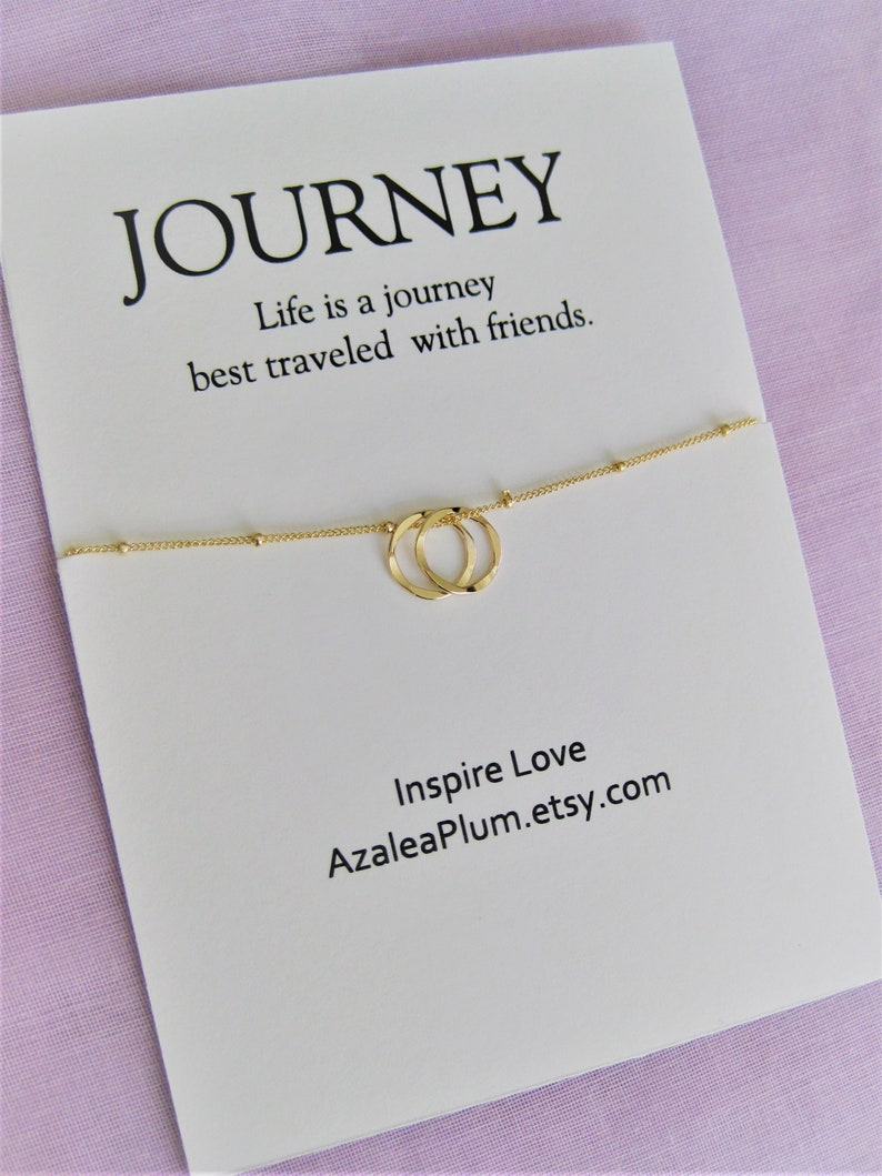 Best Friend Gift Necklace 30th Birthday For Her